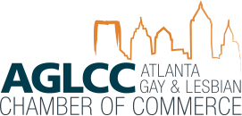 Atlanta Gay & Lesbian Chamber of Commerce logo