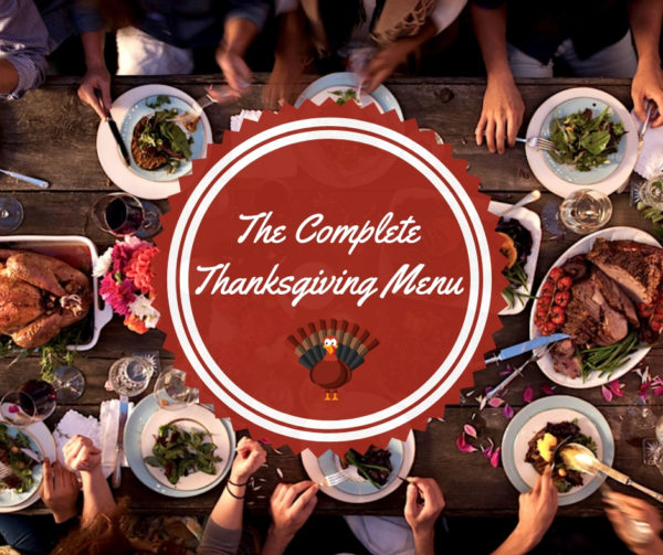 Complete Holiday Dinner Delivered To You