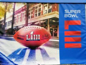 Superbowl LIII