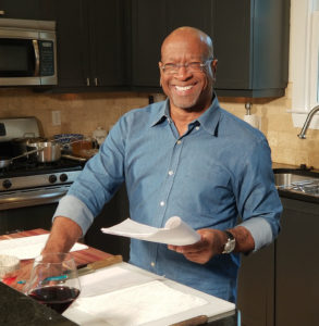 Cooking with Chef Carlton