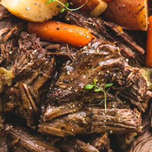 Turkey Pot Roast