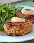 Fried Chicken Cakes