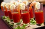 Shot glass Shrimp