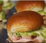 Turkey breast sliders